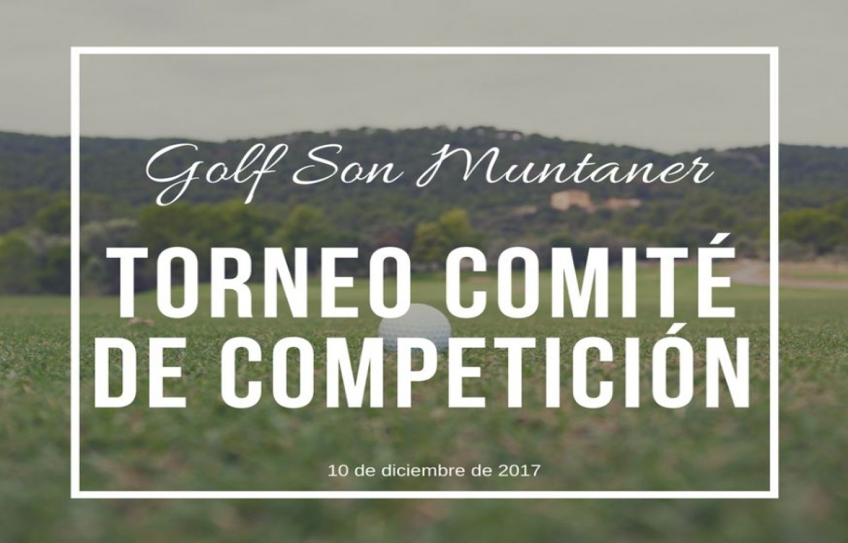 COMITÉ DE COMPETICIÓN TOURNAMENT