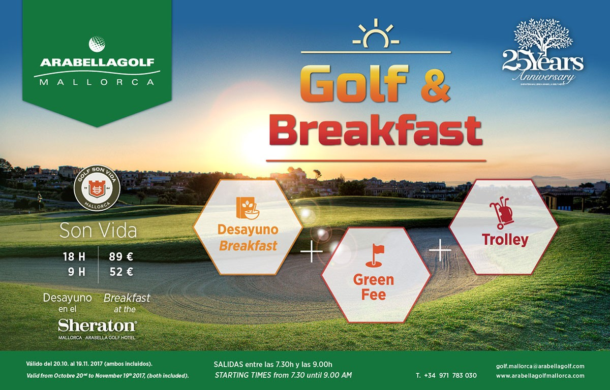 Golf & Breakfast Special