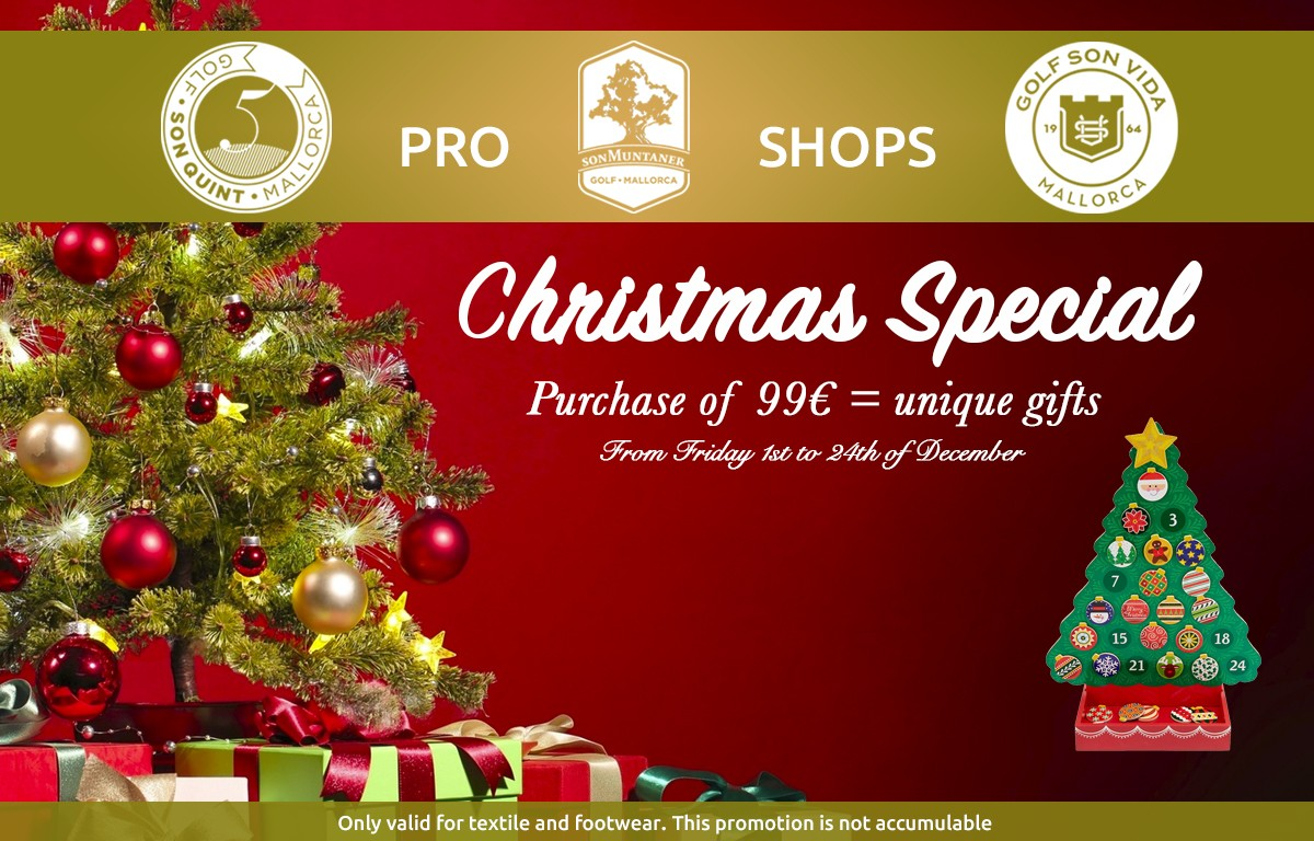 PRO SHOP CHRISTMAS SPECIAL