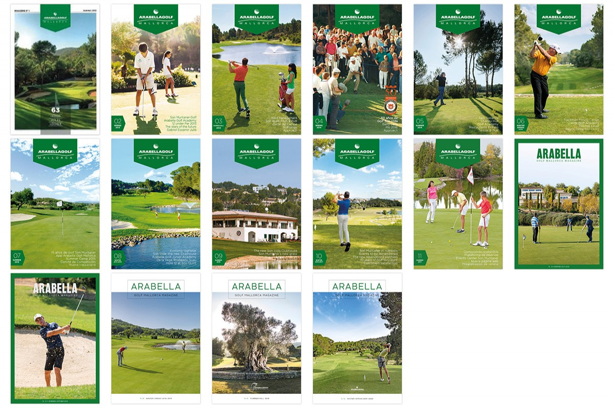 Arabella Golf Magazine