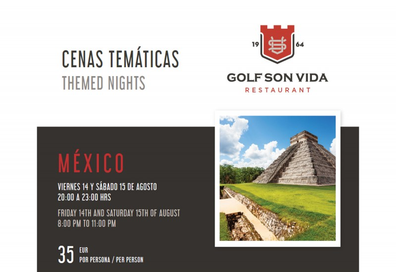 THEME EVENING MEXICO