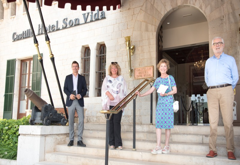 Mallorca Sense Fam and Arabella Hotels and Investments join forces against hunger in Mallorca