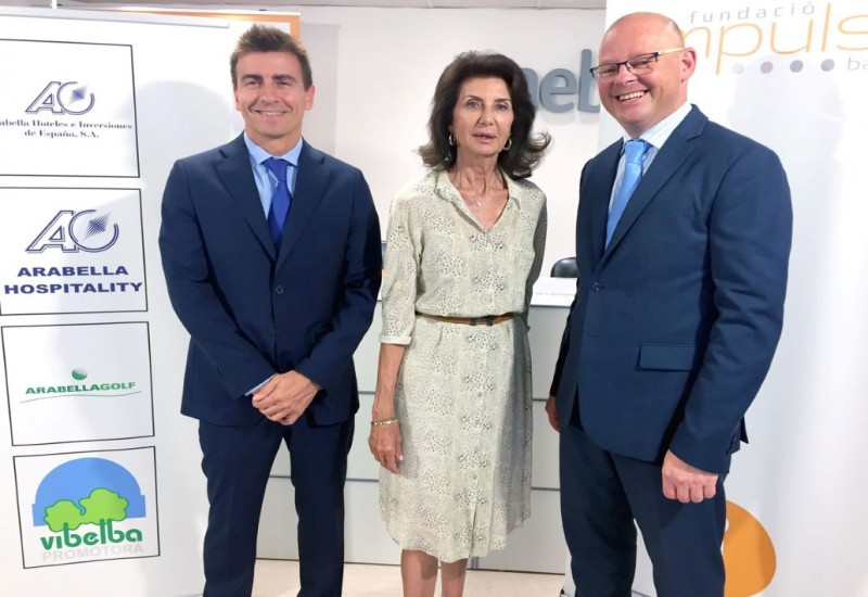 Arabella Group, new partner of Impulsa Balears Foundation
