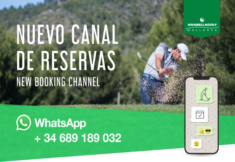 OUR NEW WHATSAPP RESERVATIONS CHANNEL