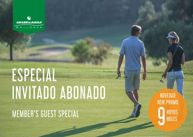 Member´s guests special